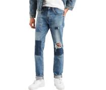 511 Slim Jeans blau
