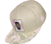 Real Good Snapback beige