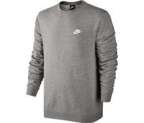 Sportswear Crew Sweater Herren grau eliert