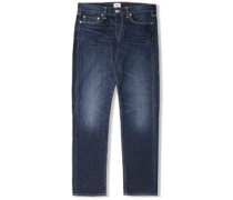 Ed-75 Relaxed Tapered Denim Pants Jeans solstice wash solstice wash