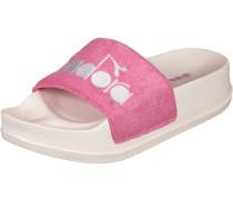 Serifos Sponge Badeschuhe Damen pink