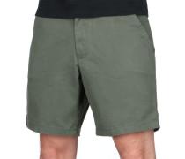 Flex Chino Herren Shorts oliv