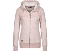Vilma A Hooded Zipper Damen pink