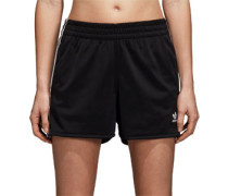 3 Stripes W Shorts schwarz