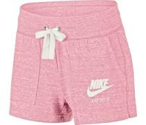 Vintage W Shorts pink meliert