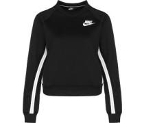 W Sweater schwarz