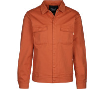 loan Herren Jacke orange