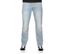 Texas Jeans Herren blue coast bleached