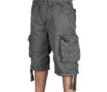 Jet Shorts grau