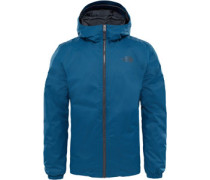 Quet Inulated Winterjacke blau