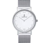 Campina Silver Uhr silber