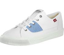 Malibu Schuhe weiß blau