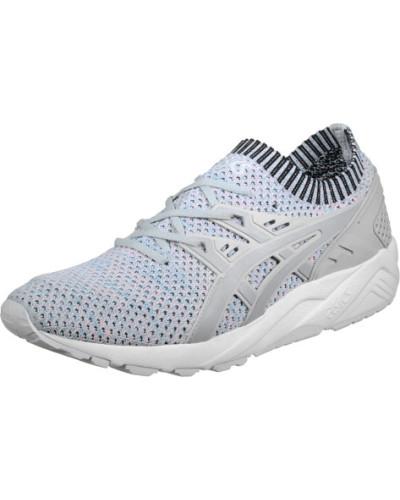 Gel Kayano Trainer Knit Schuhe grau