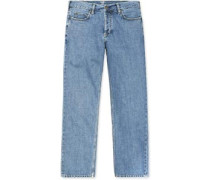 Marlow Edgewood Jeans blue stone washed