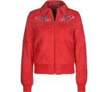 Shake Rattle and Roll W Freizeitjacke rot