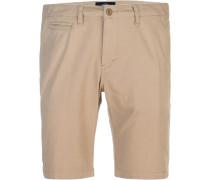 Palm Springs Skinny Fit Herren Shorts beige