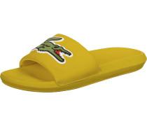Croco Slide 120 Herren Badeschuhe gelb