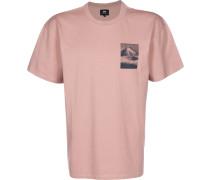 From MT Fuji Herren T-hirt pink