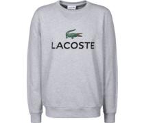Big Croc Sweater grau eliert