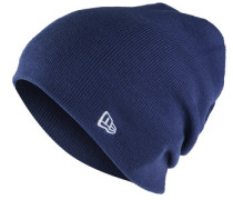 Original Basic Long Knit 2 Beanie blau