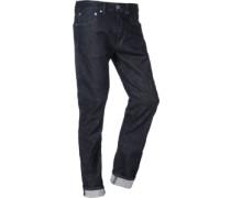 Ed-80 Slim Tapered Cs Red Listed Jeans blau