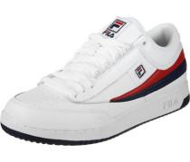T1 Mid Schuhe weiß