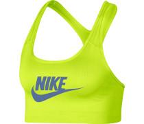 Swoosh Futura Damen Sport-BH grün