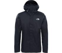 Tanken Zip-In Regenjacken Regenjacke schwarz schwarz