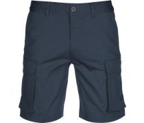 Anticline Herren Shorts blau