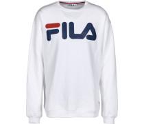 Classic Logo Herren Sweater weiß
