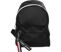 Logo Mini W Daypacks Rucksack schwarz schwarz