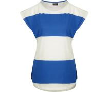 Taps Damen T-Shirt blau weiß gestreift