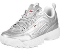 Disruptor M Low W Schuhe silber