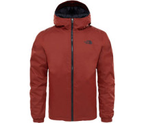 Quest Insulated Winterjacke rot