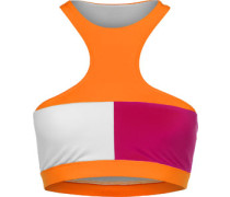 Bikini Oberteil Damen orange