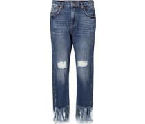 NMLiv Do622 W Denim Pants Jeans medium blue denim medium blue denim