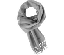 Woven Schal grau grau