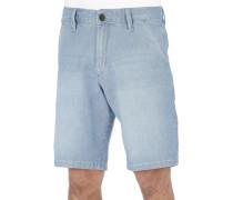 Flex Grip Chino Herren Shorts blau
