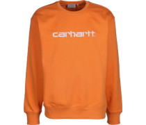 Sweat Sweater orange orange