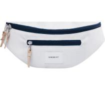 Aste Tasche weiß blau