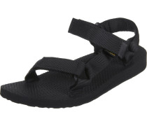 Original Universal Sandalen Damen schwarz