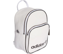 Classic x Mini Rucksack weiß