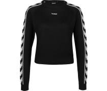 Cecilia Damen Sweater schwarz