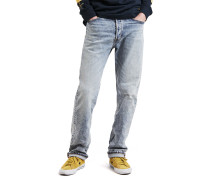 501 STF 5 Pocket Herren Jeans blau