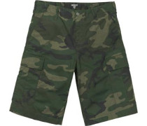 Regular Cargo Shorts camo combat green