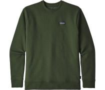 P-6 label Uprisal Herren Sweater oliv