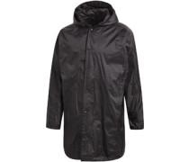 Trefoil Mantel schwarz