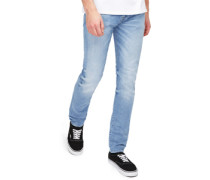 Ed-85 Slim Tapered Jeans luster wash