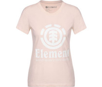 Vertical W T-Shirt pink