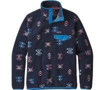 Lw Synch P/o Damen Fleecepullover blau